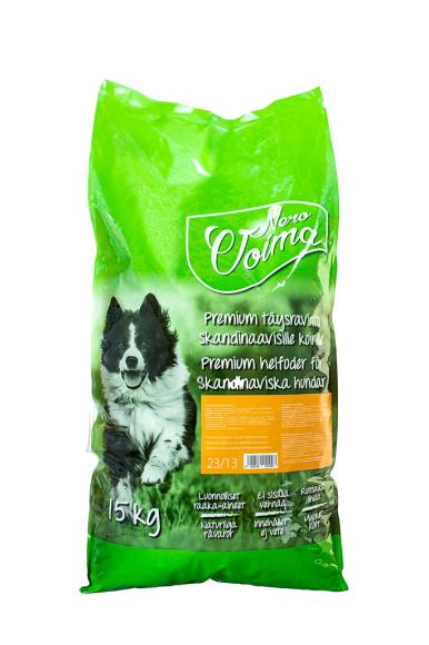 Nero nisuvaba koerakuivtoit Veise & Sealihaga 15kg