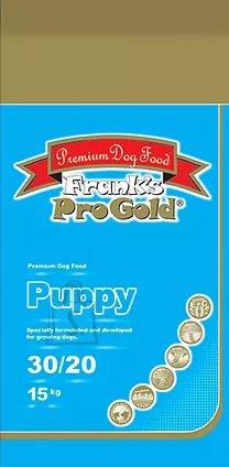 Frank's Pro Gold PUPPY / kutsikale 15kg