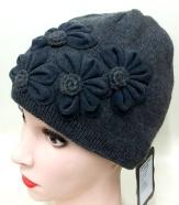 Naiste müts lilledega