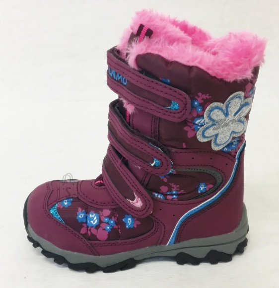 Tüdrukute lumesaapad