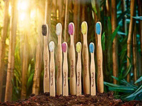 Humble Brush laste ökoloogiline bambushambahari
