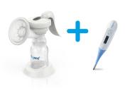 Babyono manuaalne rinnapump + kingituseks digitaalne termomeeter