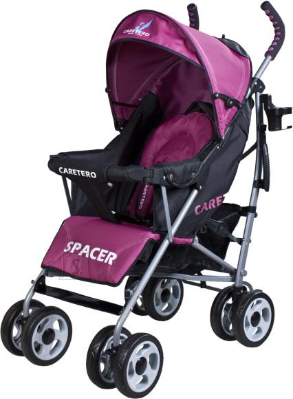 Caretero jalutuskäru Spacer Classic