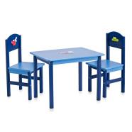 Zeller Present laste komplekt Boys laud ja 2 tooli