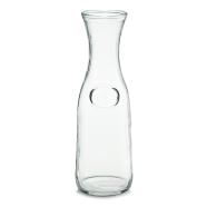 Zeller Present klaaskarahvin 1000ml