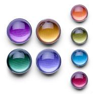 """Zeller Present magnetite komplekt """"Color"""", 4 tk"""