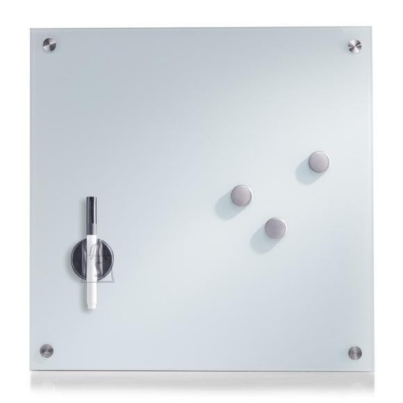 Zeller Present klaasist memotahvel 40x40 cm