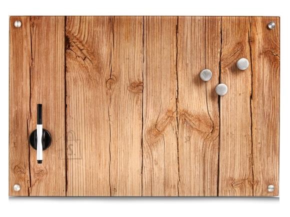 "Zeller Present memotahvel ""Wood"""