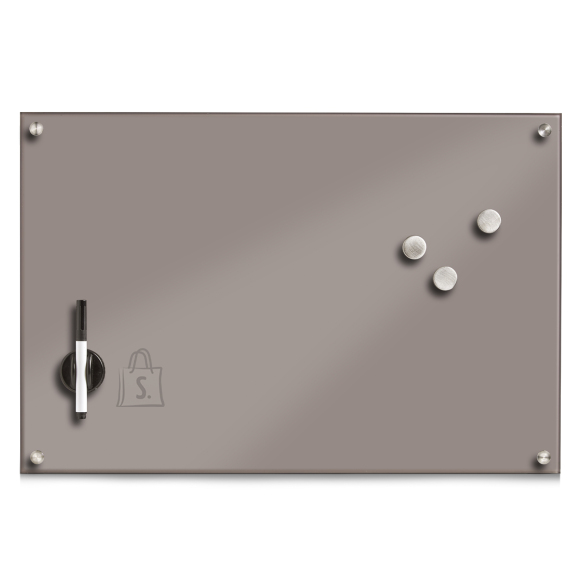 Zeller Present klaasist memotahvel 60x40 cm