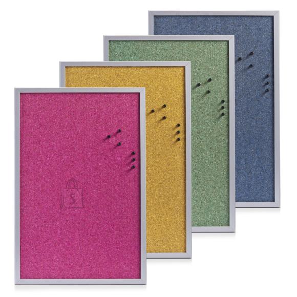 Zeller Present värviline kork tahvel