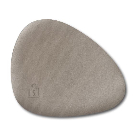 Zeller Present Lauamatt kunstnahk, metallik pruun