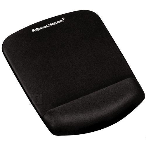Fellowes MOUSE PAD PLUSHTOUCH/BLACK 9252003 FELLOWES