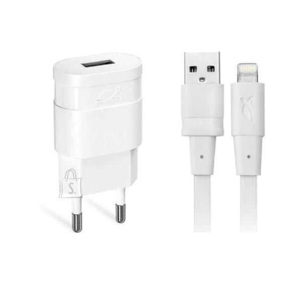MOBILE CHARGER WALL/WHITE VA4115 WD2 RIVACASE