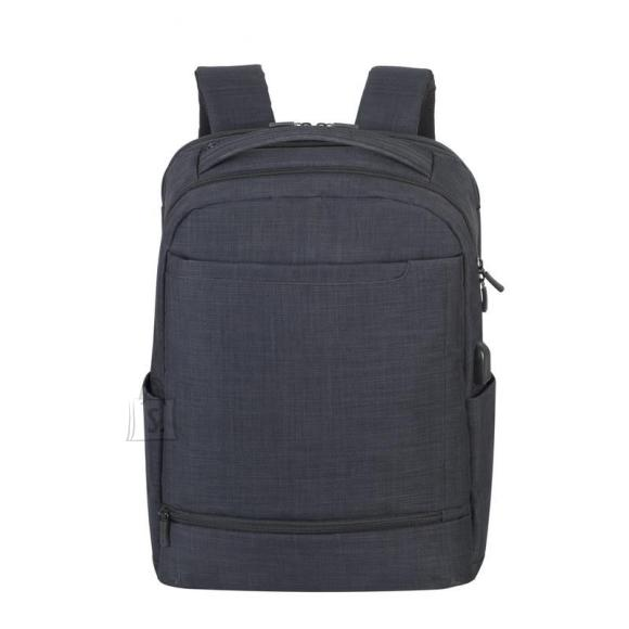 "NB BACKPACK BISCAYNE 17.3""/8365 BLACK RIVACASE"