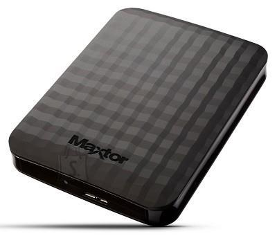 Maxtor External HDD|MAXTOR|M3 Portable|4TB|USB 3.0|Colour Black|STSHX-M401TCBM