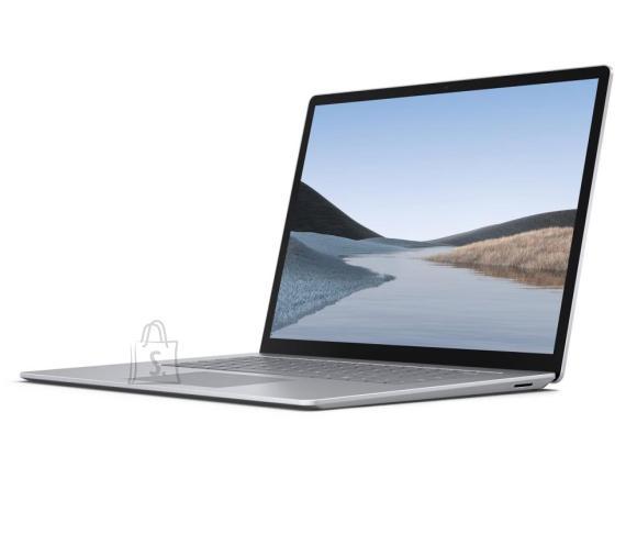 "Microsoft Notebook|MICROSOFT|Surface|Surface Laptop 3|CPU i5-1035G7|1200 MHz|13.5""|2256x1504|RAM 8GB|DDR4|SSD 128GB|Intel Iris Plus Graphics|Integrated|ENG|Windows 10 Home|Platinum|1.288 kg|VGY-00008"