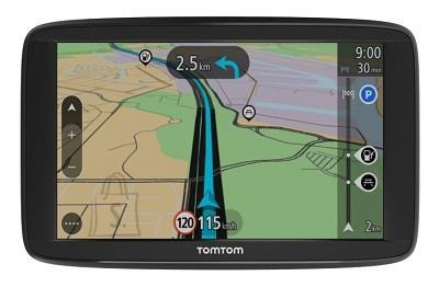 "TomTom CAR GPS NAVIGATION SYS 6""/START 62 1AA6.002.02 TOMTOM"