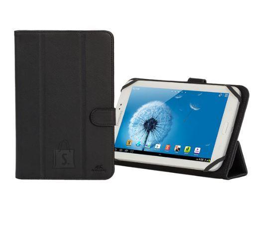 "TABLET SLEEVE 7"" MALPENSA/3132 BLACK RIVACASE"