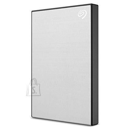 Seagate External HDD|SEAGATE|Backup Plus Slim|1TB|USB 3.0|Colour Silver|STHN1000401