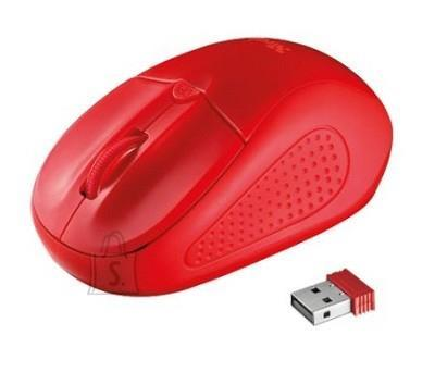 Trust MOUSE USB OPTICAL WRL PRIMO/RED 20787 TRUST