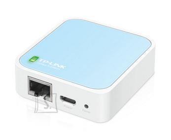 TP-Link Wireless Router|TP-LINK|Wireless Router|300 Mbps|IEEE 802.11 b/g|IEEE 802.11n|USB 2.0|1x10/100M|TL-WR802N