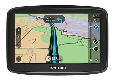 "TomTom CAR GPS NAVIGATION SYS 5""/START 52 1AA5.002.02 TOMTOM"