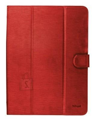 "Trust TABLET SLEEVE FOLIO AEXXO/RED 10.1"" 21206 TRUST"