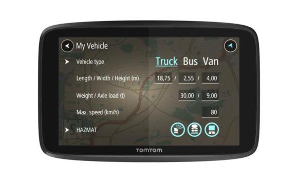 """TomTom CAR GPS NAVIGATION SYS 6""""/GO PRO 6200 1PL6.002.09 TOMTOM"""