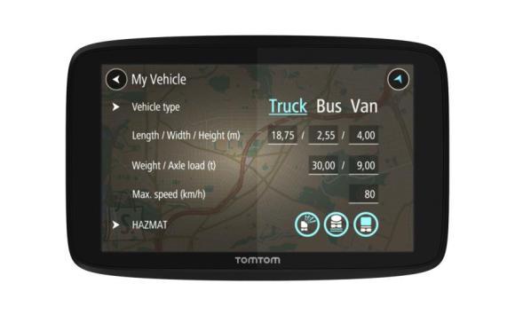 "TomTom CAR GPS NAVIGATION SYS 6""/GO PROF 620 1PN6.002.05 TOMTOM"