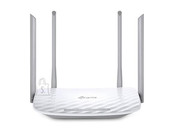 TP-Link Wireless Router|TP-LINK|Wireless Router|1200 Mbps|IEEE 802.11a|IEEE 802.11b|IEEE 802.11g|IEEE 802.11n|IEEE 802.11ac|1 WAN|4x10/100M|LAN \ WAN ports 4|ARCHERC50V3