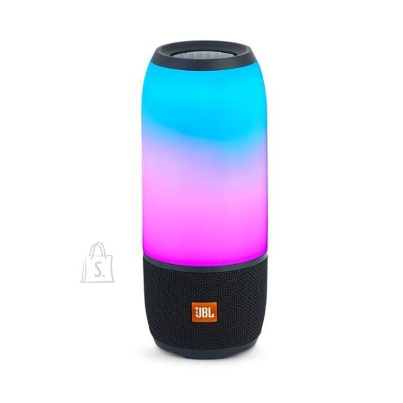JBL Portable Speaker|JBL|Pulse 3|Portable/Waterproof/Wireless|Bluetooth|Black|PULSE3BLACK