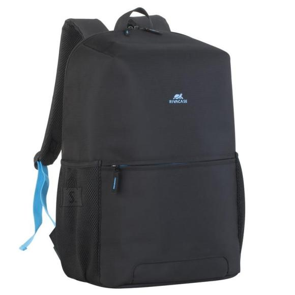 "NB BACKPACK REGENT 15.6""/8067 BLACK RIVACASE"