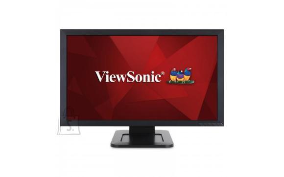 "ViewSonic LCD Monitor|VIEWSONIC|TD2421|24""|Touch|Touchscreen|Panel MVA|1920x1080|16:9|5 ms|Speakers|Tilt|Colour Black|TD2421"