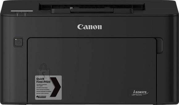Canon Laser Printer|CANON|i-SENSYS LBP162dw|USB 2.0|WiFi|ETH|2438C001