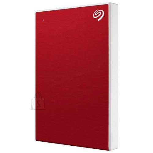 Seagate External HDD|SEAGATE|Backup Plus Slim|1TB|USB 3.0|Colour Red|STHN1000403