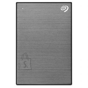 Seagate External HDD|SEAGATE|Backup Plus Slim|2TB|USB 3.0|Colour Space Gray|STHN2000406