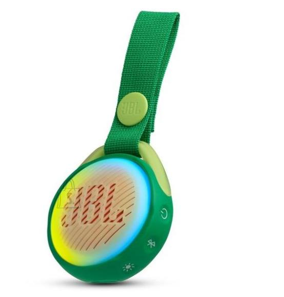 JBL Portable Speaker|JBL|JR POP|Portable/Wireless|Bluetooth|Green|JBLJRPOPGRN