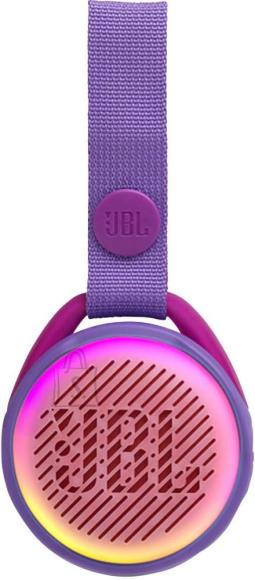 JBL Portable Speaker|JBL|JR POP|Portable/Wireless|Bluetooth|Purple|JBLJRPOPPUR