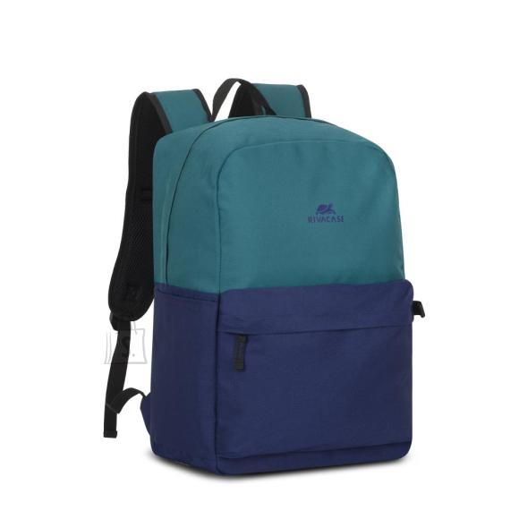 "NB BACKPACK MESTALLA 15.6""/5560 AQUA/COBALT BLUE RIVACASE"