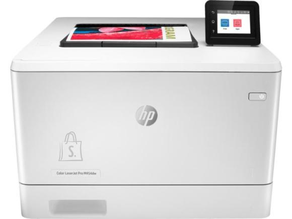 HP Colour Laser Printer|HP|LaserJet Pro M454dw|USB 2.0|WiFi|ETH|Duplex|W1Y45A#B19