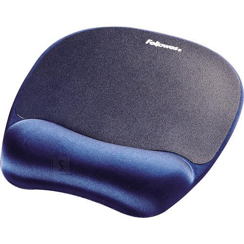 Fellowes MOUSE PAD MEMORY FOAM/SAPPHIRE 9172801 FELLOWES