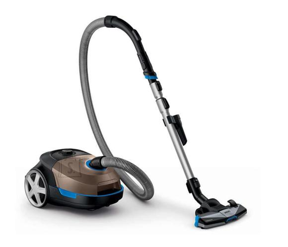 Philips Vacuum Cleaner|PHILIPS|Performer Active FC8577/09|Canister/Bagged|900 Watts|Capacity 4 l|Noise 77 dB|Grey|Weight 5.2 kg|FC8577/09