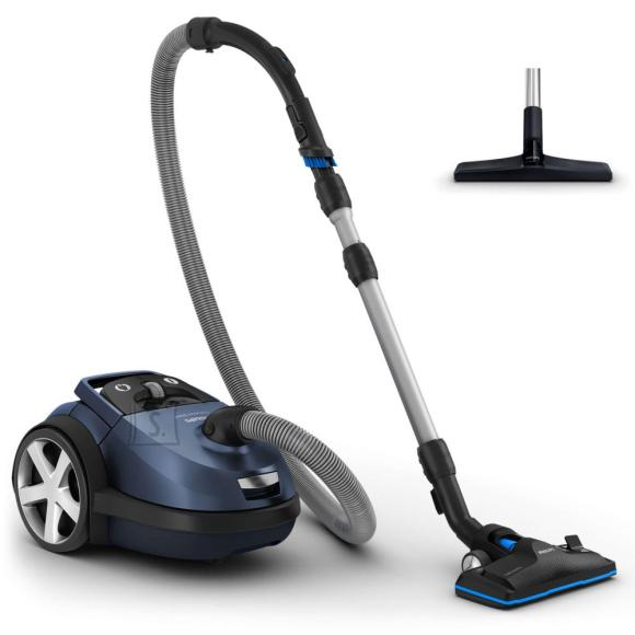 Philips Vacuum Cleaner|PHILIPS|FC8782/0|Canister/Bagged|650 Watts|Capacity 4 l|Noise 66 dB|Blue|Weight 5.2 kg|FC8782/09