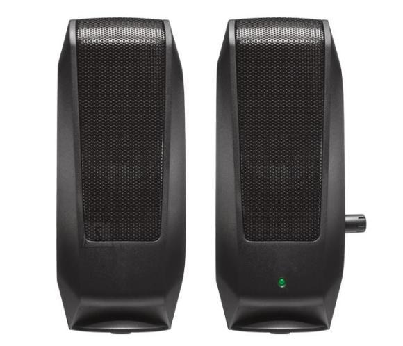 Logitech SPEAKER 2.0 S120 BLACK/OEM 980-000010 LOGITECH