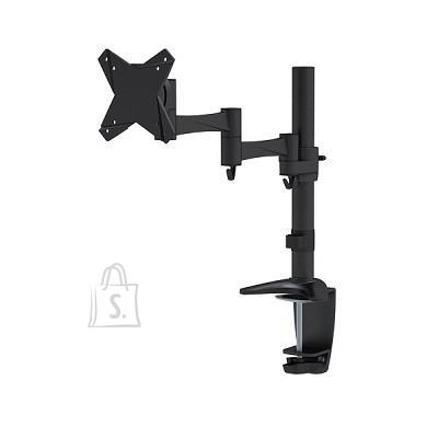 "TV SET ACC DESK MOUNT/10-24"" FPMA-D1330BLACK NEWSTAR"