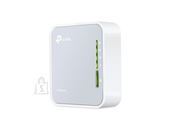 TP-Link Wireless Router|TP-LINK|Wireless Router|733 Mbps|IEEE 802.11a|IEEE 802.11 b/g|IEEE 802.11n|IEEE 802.11ac|USB 2.0|1x10/100M|TL-WR902AC