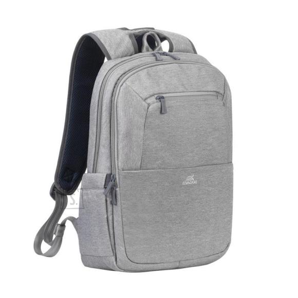 "NB BACKPACK SUZUKA 15.6""/7760 GREY RIVACASE"