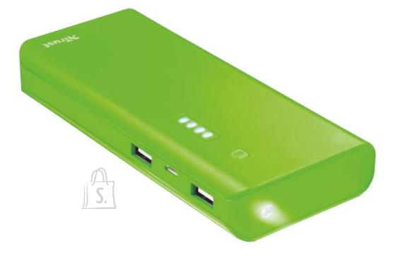 Trust POWER BANK USB 10000MAH/GREEN PRIMO 22748 TRUST