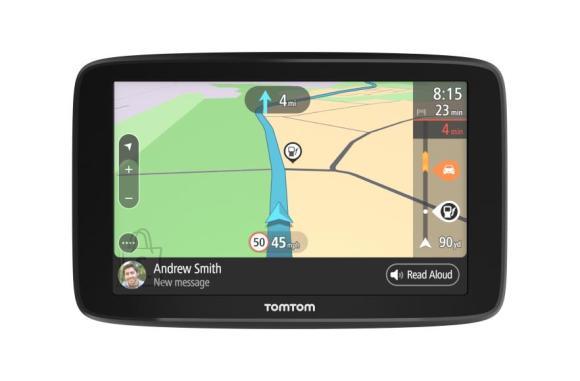 "TomTom CAR GPS NAVIGATION SYS 5""/GO BASIC 1BA5.002.00 TOMTOM"
