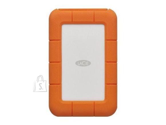 LaCie External HDD|LACIE|2TB|USB-C|Colour Orange|STFR2000403
